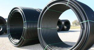 صادرات لوله پلی اتیلن به عراق